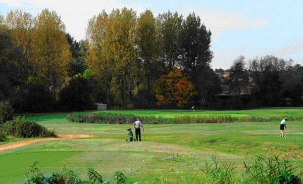 Wrag Barn Golf Club 5th Hole