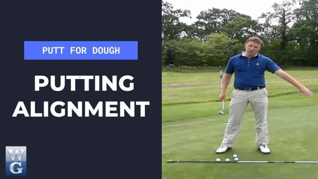 Alignment In The Putting Stroke