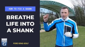 How To Fix A Golf Shank With The Breathing Drills