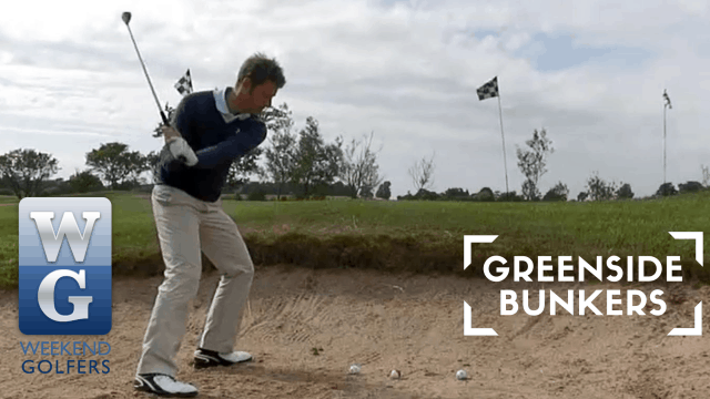 How To Play The Greenside Bunker Shot