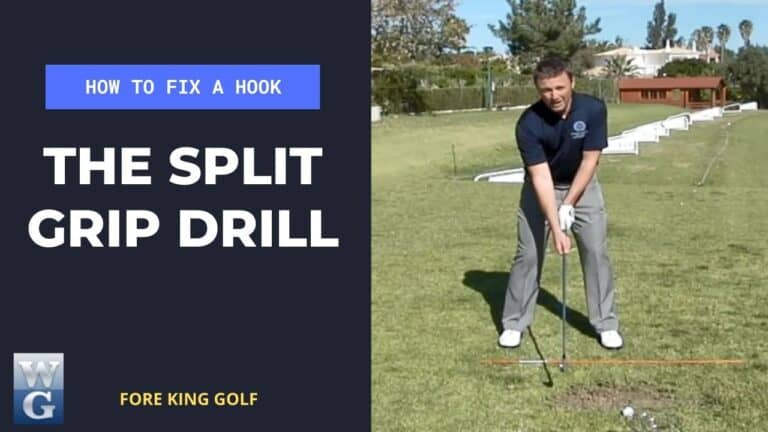 How to Fix A Hook With The Split Grip Drill