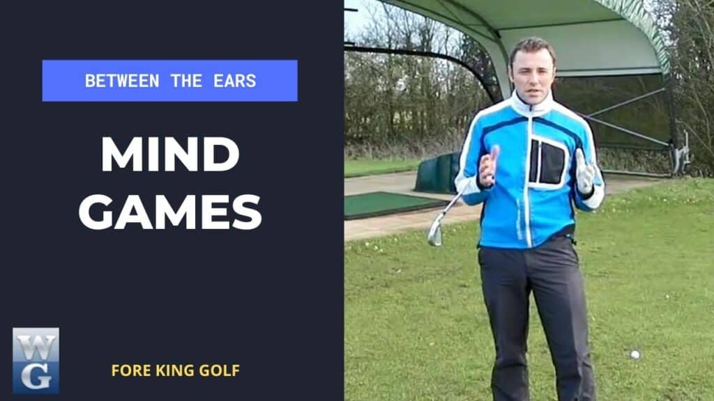 Overcoming Mind Games On The Golf Course
