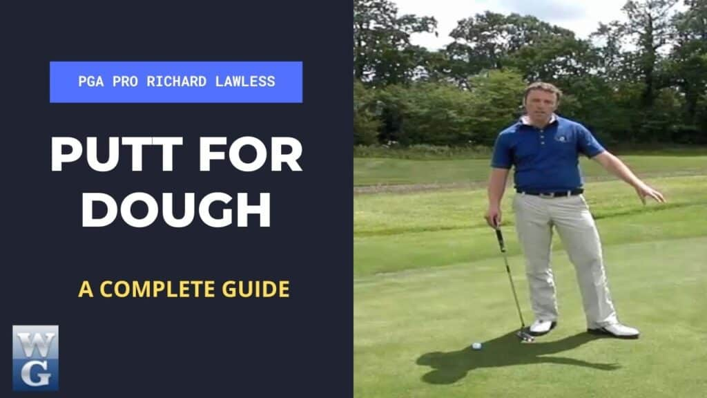 Putt For Dough Golf Coaching By Fore King Golf