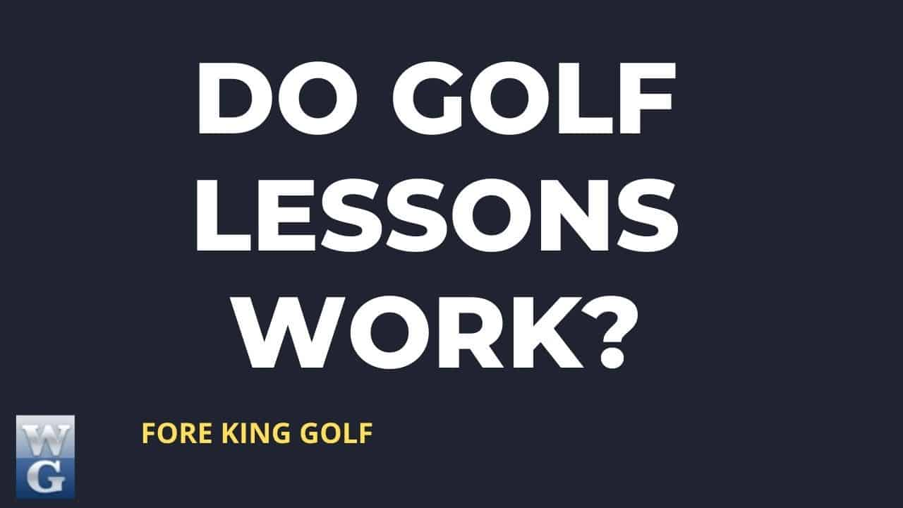 How To Improve Your Game With Golf Lessons