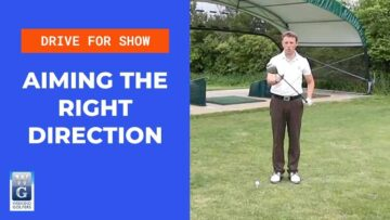 Aiming The Right Direction With The Driver