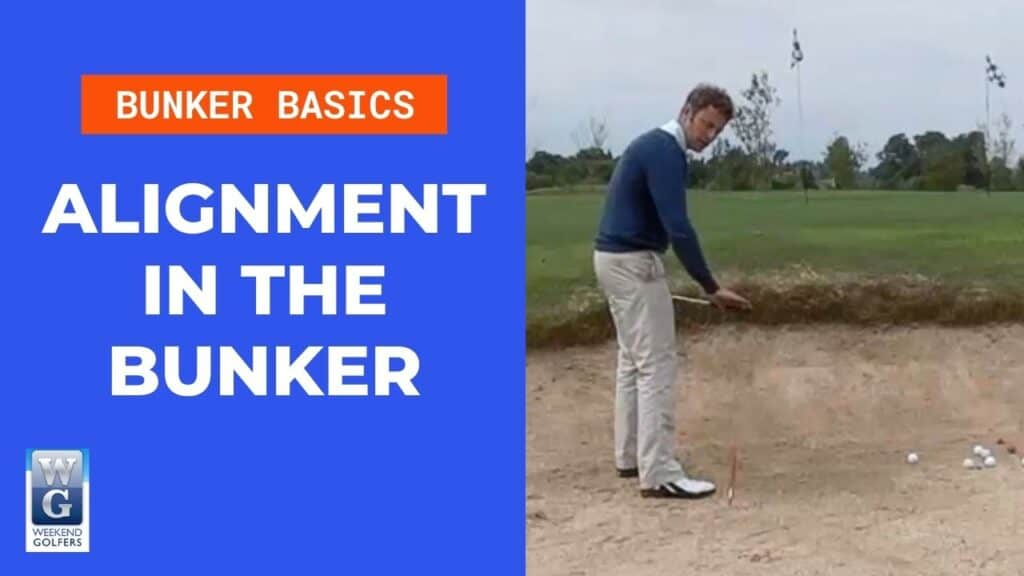 Alignment in the bunker