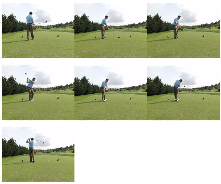 PGA Pro Richard Lawless teaching how feel it on the course