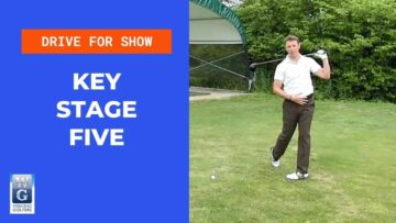 Key Stage Five of The Golf Swing