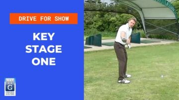 Key Stage One of The Golf Swing