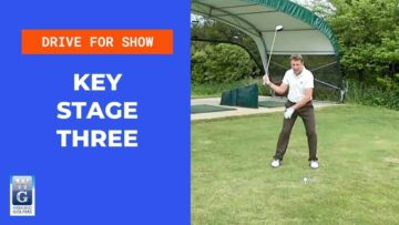 Key Stage Three Of The Golf Swing