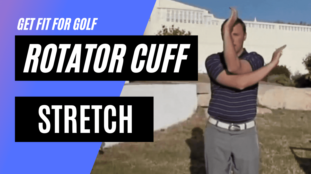 A Static Stretch For The Rotator Cuff Muscles