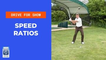 Speed Ratios In The Golf Swing