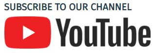 picture to invite people to subscribe to our YouTube channel