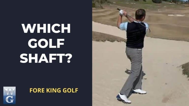 which golf shaft is best for me