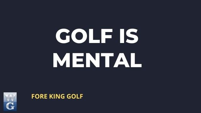 Golf Swing Without Thinking (Mastering The Golf Mindset)