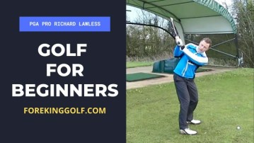 Golf Lessons For Beginners
