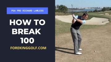 How To Break 100