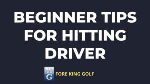 Picture Asking How To Hit A Driver For Beginners