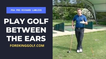 Play Golf Between The Ears