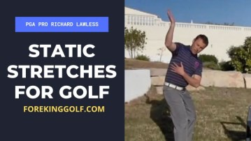 Static Stretches For Golf