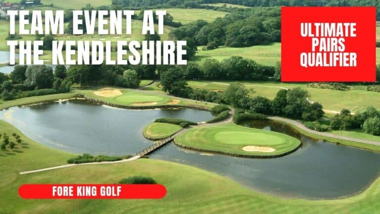 Fore King Golf Team Event At The Kendleshire