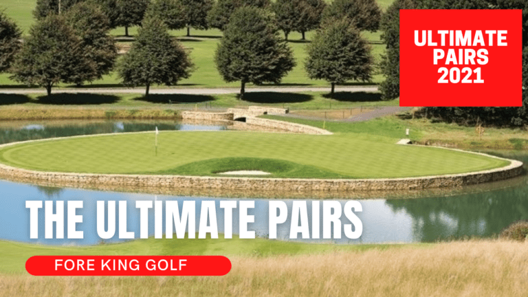 Fore King Golf The Ultimate Pairs Competition