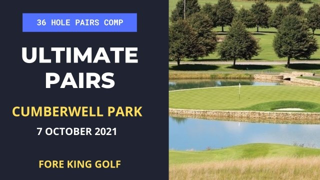 Ultimate Pairs Competition Hosted By Fore King Golf