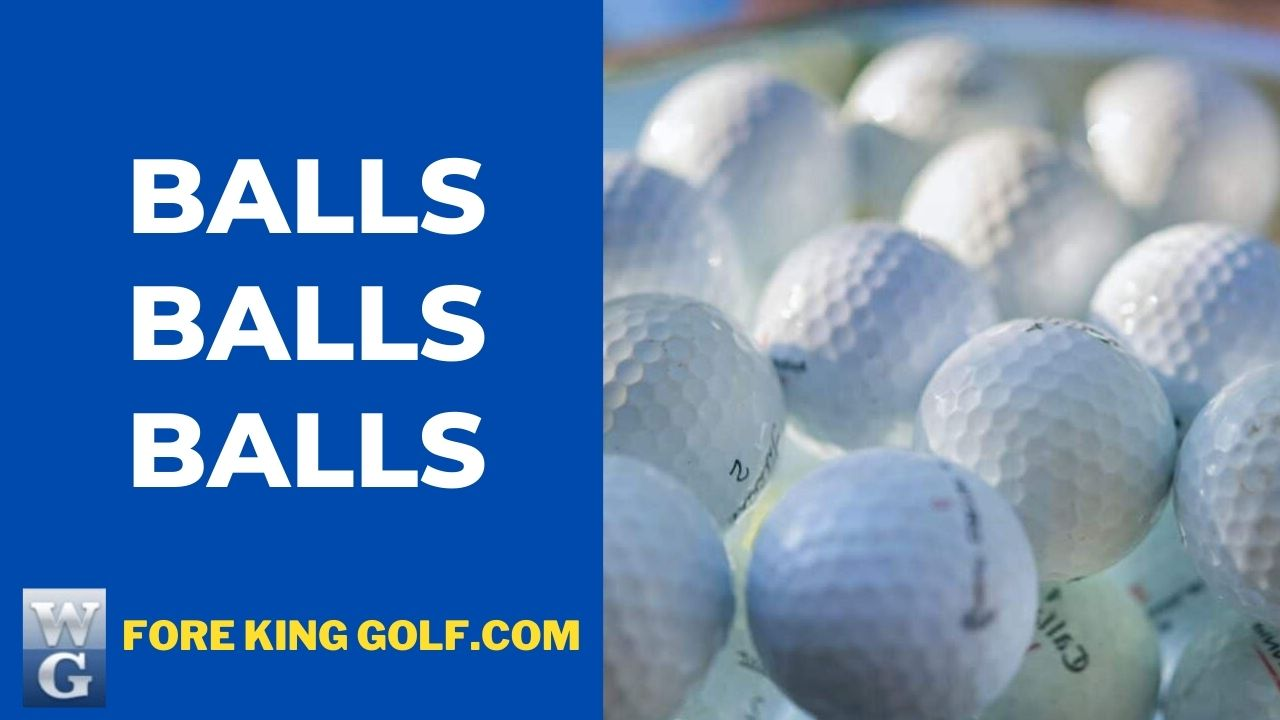 Golf Rules: What If A Ball Hits Another Ball?