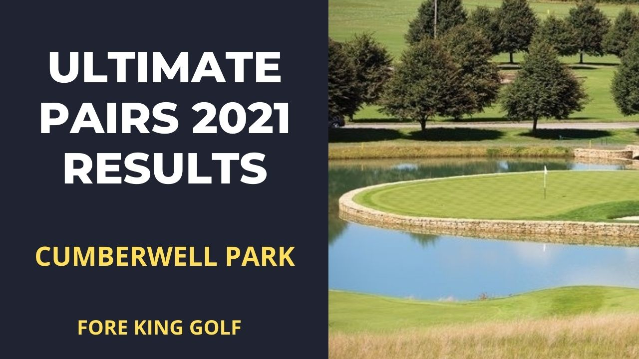 Ultimate Pairs 2021 Results